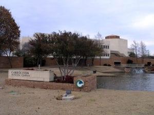 Carrollton TX municipal complex