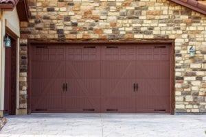 Good Wide Stylish Garage Doors