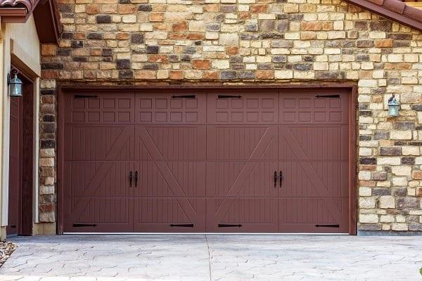 Wide Stylish Garage Doors