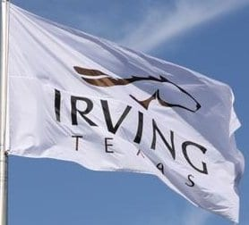city of irving tx flag