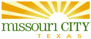 missouri city tx city logo
