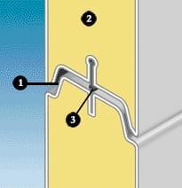 Olympus Steel Garage Door Diagram