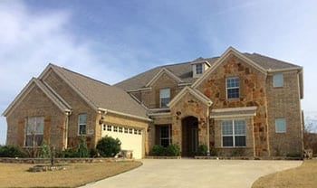 Action Garage Doors installs and repairs custom residential and commercial steel garage doors in Frisco Texas from the home office in Plano