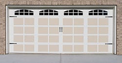 Residential house garage doors install, repaired, serviced, and maintained by Leander Texas premier technicians at Action Garage Doors. Additionally the install garage door openers as well