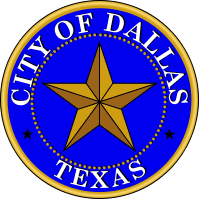 Dallax TX seal with star