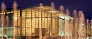 Eisemann Center in Richardson TX