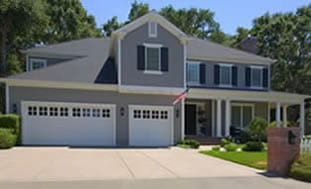Action Garage Door emergency install and repair of steel garage doors and their openers professional in the Dalworthington Gardens Texas for residential and commercial applications