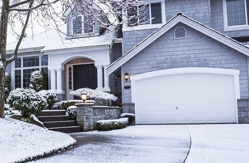 Why Winter S The Worst Time For Your Garage Door Action