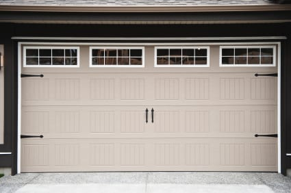 Win a New Garage Door