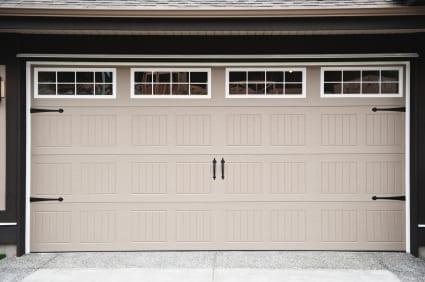 Win a New Garage Door