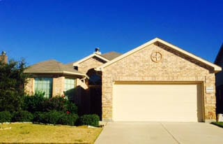 Haslet Texas is serviced by Action Garage Doors the only professional at install and repair of residential steel garage doors in the area