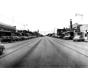 1950s downtown grand prairie tx