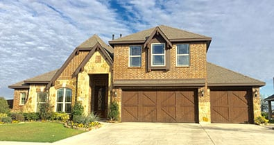 Action Garage Doors provides professional and background checked technicians for home steel garage door repair and install in Mansfield Texas