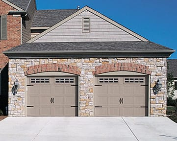 Irving Texas is service by Action Garage Doors professional technicians for residential and commercial steel garage doors installed and repaired