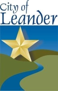 city of leander tx logo