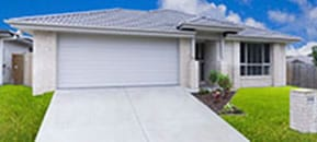 Action Garage Doors services suburban homes garage doors with installation and repair in Mesquite Texas