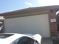 Residential Garage Door Repair Service Dallas Action