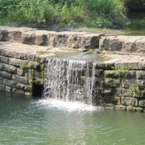 old stone dam allen tx