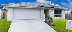 Action Residential Garage Door repair and installation of doors to modern suburban homes in Lancaster Texas a suburb of Dallas and Fort Worth