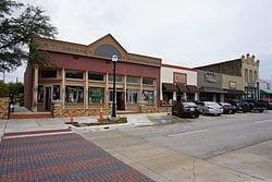 Rockwall Texas square