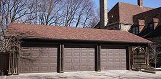 Gentil Garage Door Repair In Round Rock, TX. Action Garage Doors Installed The  Doors On This Three Car Garage Style Home. They Also