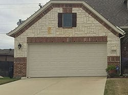 garage doors installedResidential Steel Garage Door Repair Install Waxahachie Tx