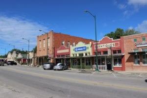 historic downtown buda texas