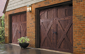 How To Refinish A Wood Garage Door Dallas Fort Worth Tx