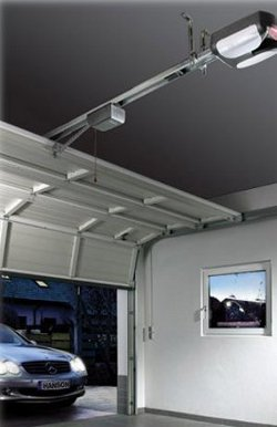 Plano TX garage door opener